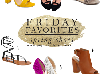 Spring Shoes for Under $150