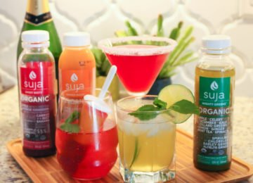Suja Cocktails, Healthy cocktails