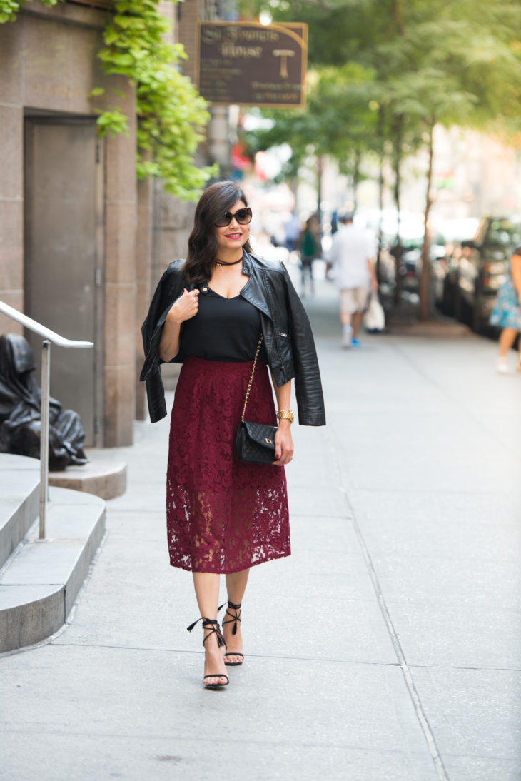 NYFW Street Style Forever 21