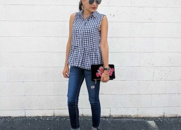 How to Rock the Gingham Trend