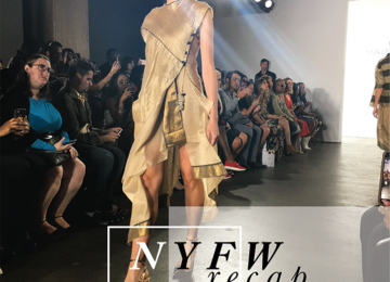 NYFW Recap and Ten Tips