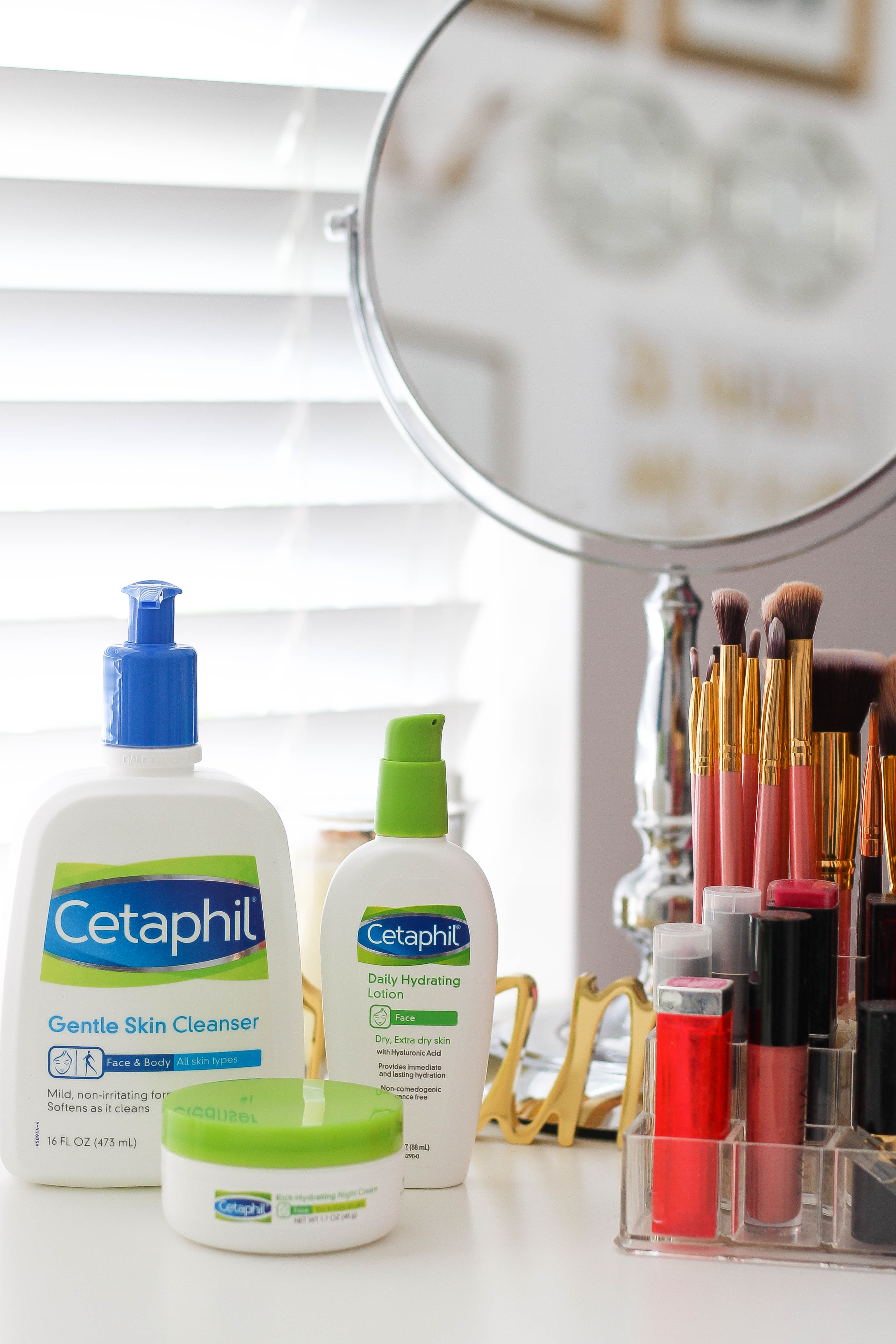 Healthy Skin with Cetaphil