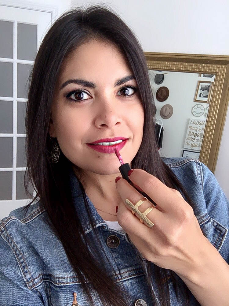 Measurable Difference Lip Colors