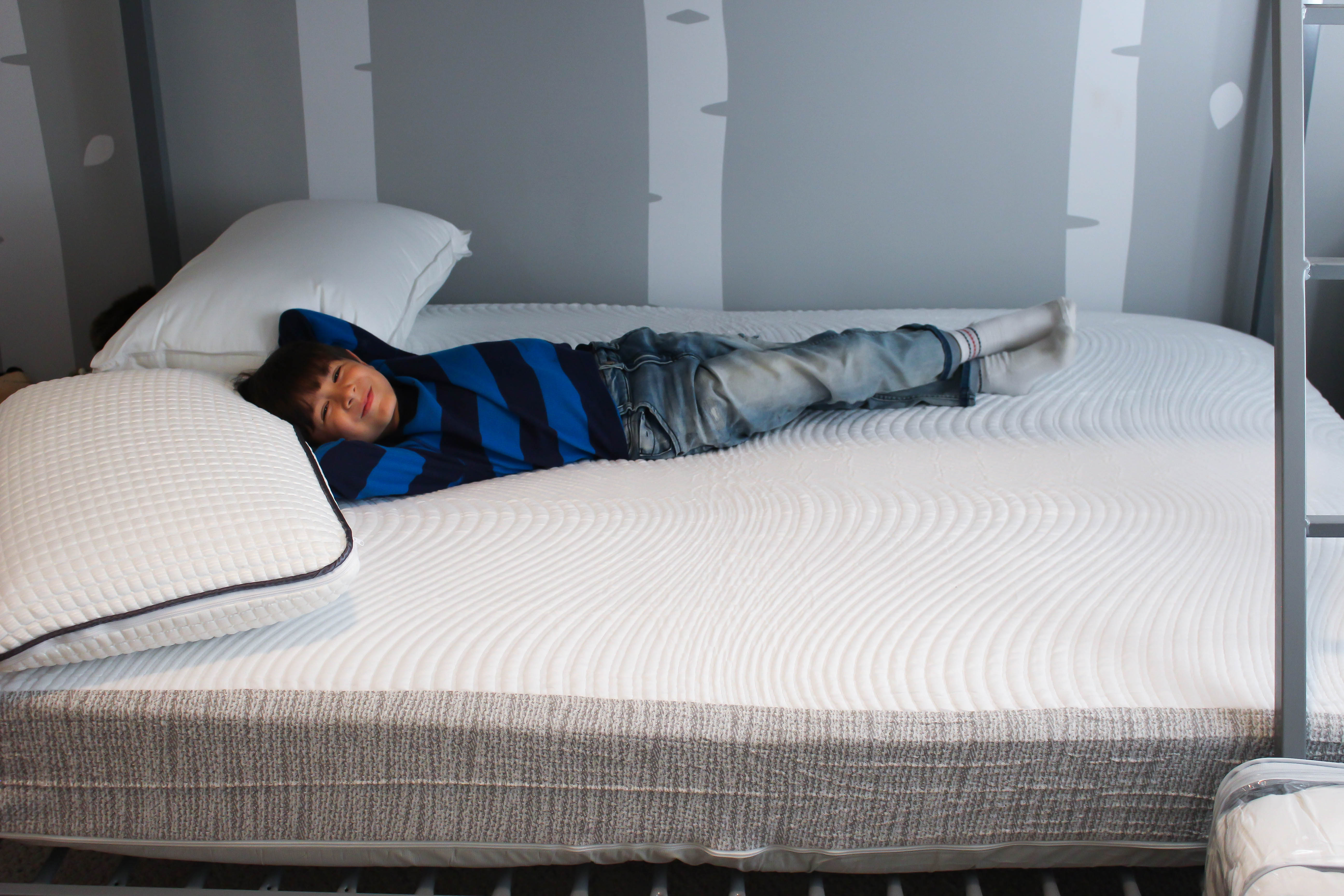 How to transition to a big boy bed