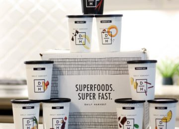 Simplify your food shopping with Daily Harvest