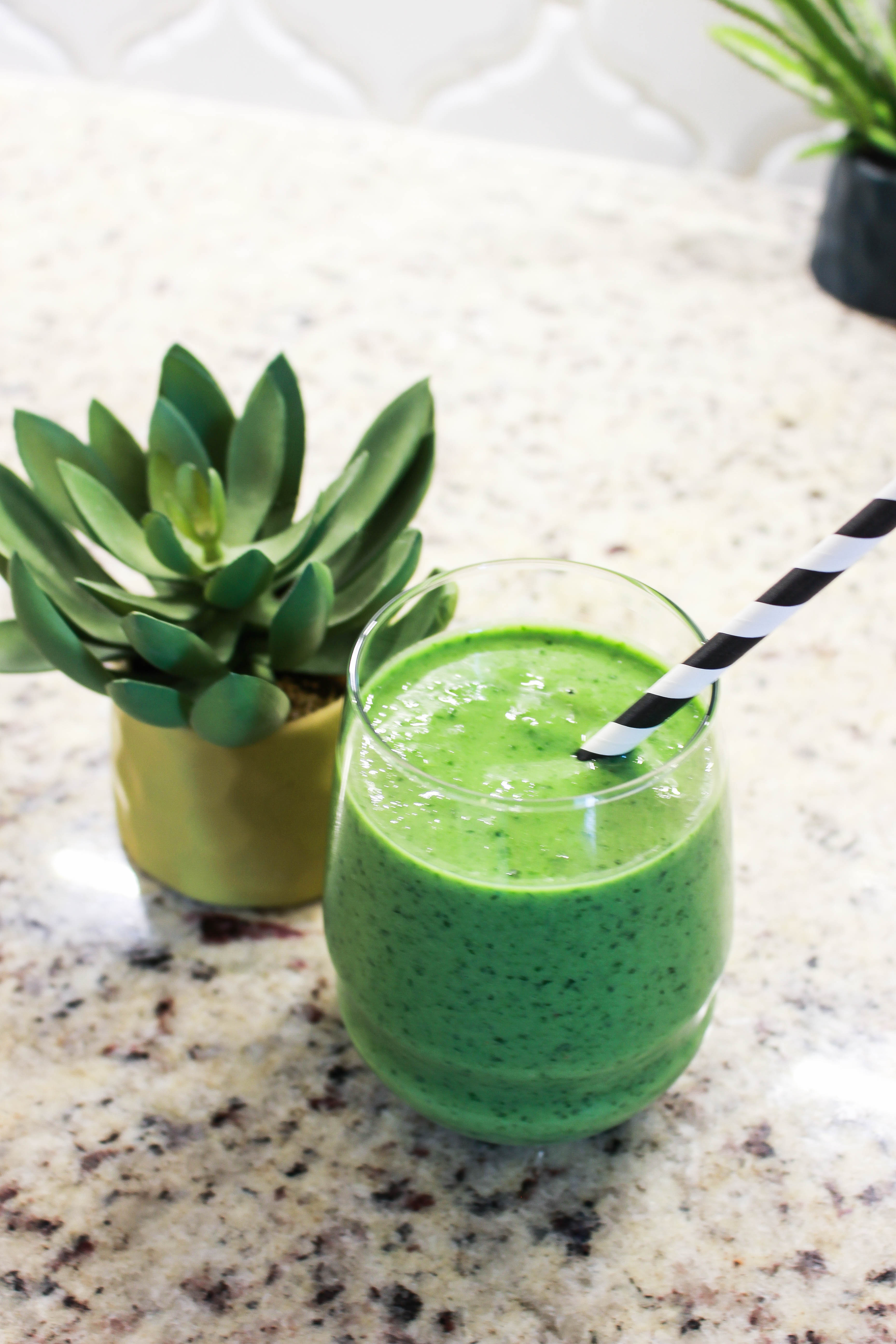 Fat-Burning Power Smoothie