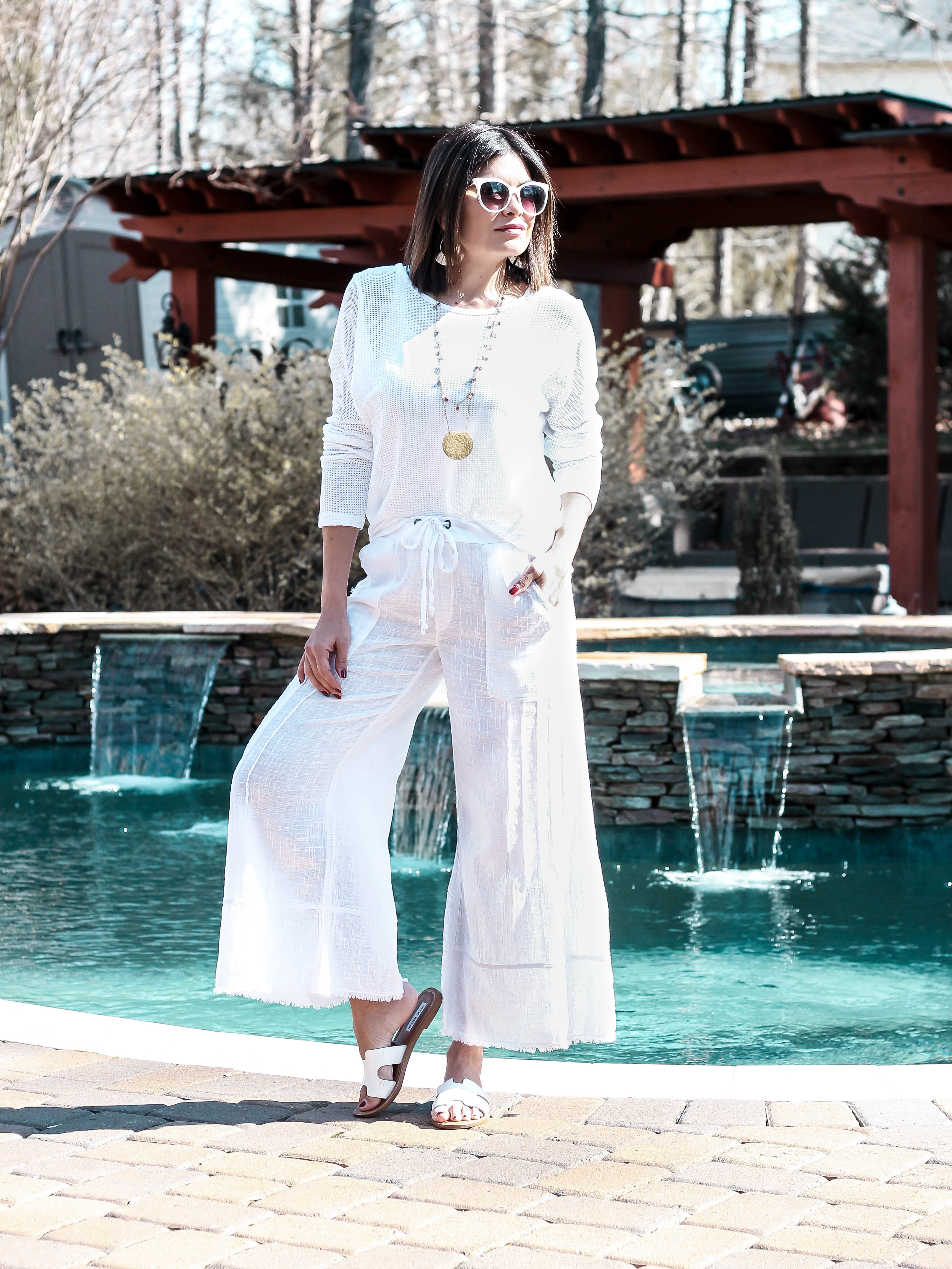 2 Resort-Wear Outfits to Get You Beach Ready